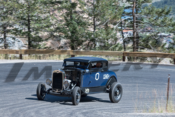 0 - Woody Bair - 1243 Ford Model A Coupe - 1