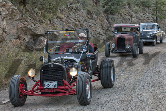 8 Dodge Brothers Roadster - 1