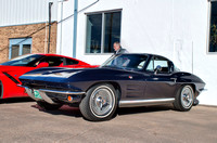 Corvettes & Coffee at Purifoy Chevrolet