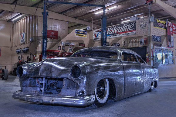 1951 Mercury Lead Sled - 01