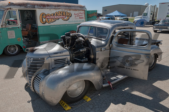 Driven Imagery | Colorado Auto & Parts - 1939 Plymouth Air