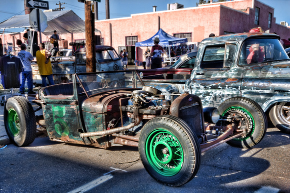5 Ford Rat Rod Roadster