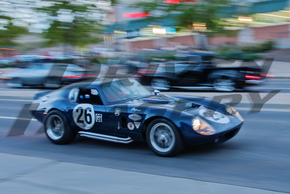 26 Shelby Daytona Coupe Replica
