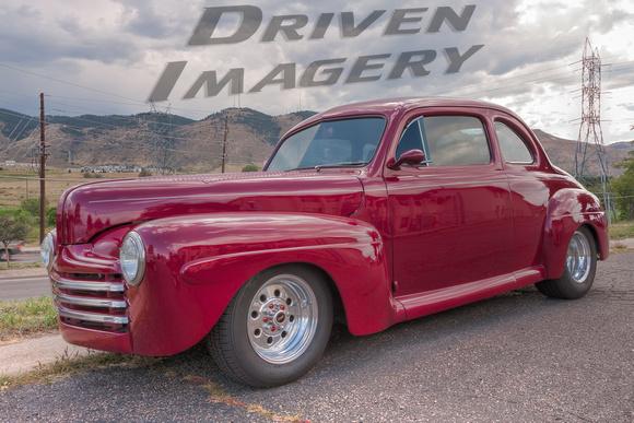 Driven imagery golden super cruise september 2012 for 1948 ford two door sedan