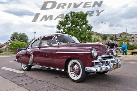 Driven imagery golden super cruise june 2 2012 1949 for 1949 chevy fleetline 2 door for sale