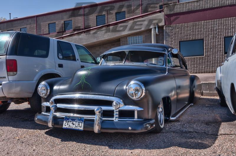 Driven imagery rockabilly lockdown 2 1950 chevrolet for 1950 chevy 2 door sedan